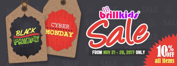 Black Friday + Cyber Monday SALE!