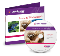 Exotic and Wild Animals CD Case Image