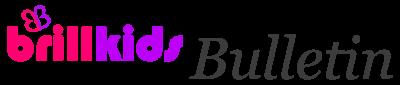 BrillKids Bulletin Logo
