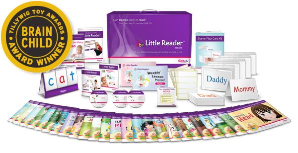 Little Reader Deluxe won the Tillywig Brain Child Award