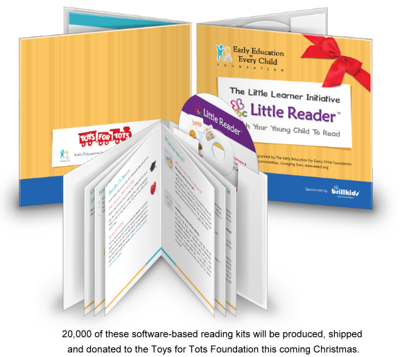 Software-based reading kits